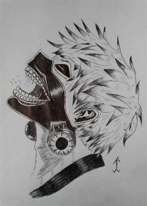 animetokyoghoul manga drawing draw  art anime