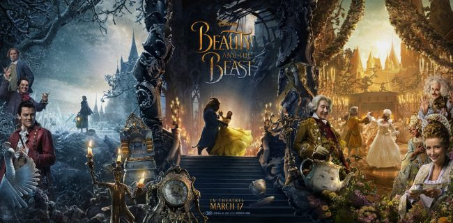 Disney movies, Belle, Emma Watson, Dan Stevens, entertainment, movies of 2017