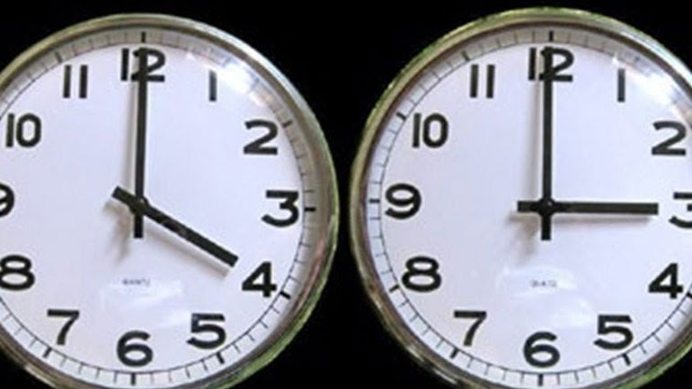 Θερινή ώρα 2018: Πότε θα γυρίσουμε τα ρολόγια μας μία ώρα μπροστά