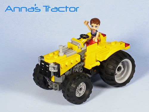 Anna's Tractor