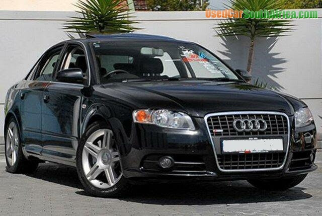 Audi A4 32 Quattro For Sale South Africa