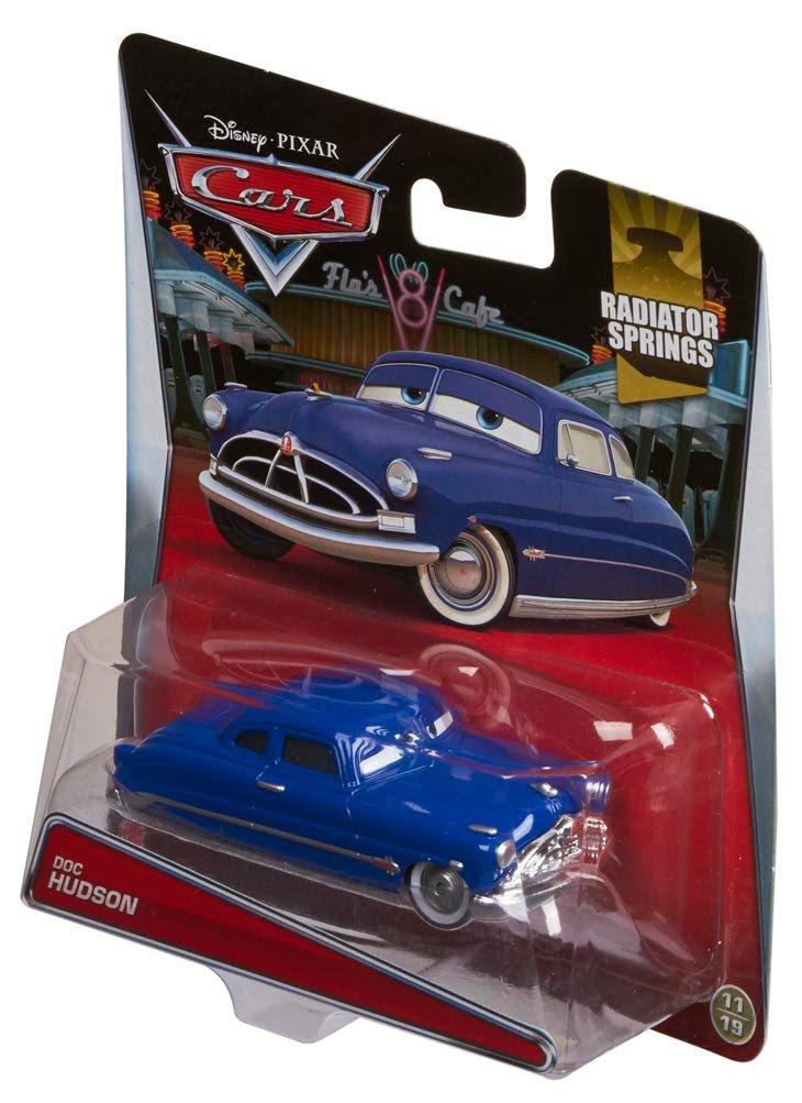 Amazon.com: Disney/Pixar Cars, 2015 Radiator Springs Die-Cast ...