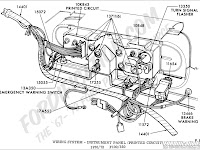 1970 Ford Pickup Wiring Diagram