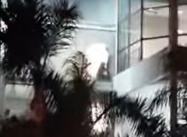 Casal é flagrado fazendo sexo oral em shopping do Distrito Federal; veja vídeo