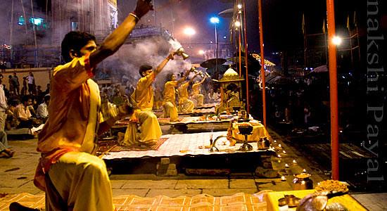 Aarti at Varanasi