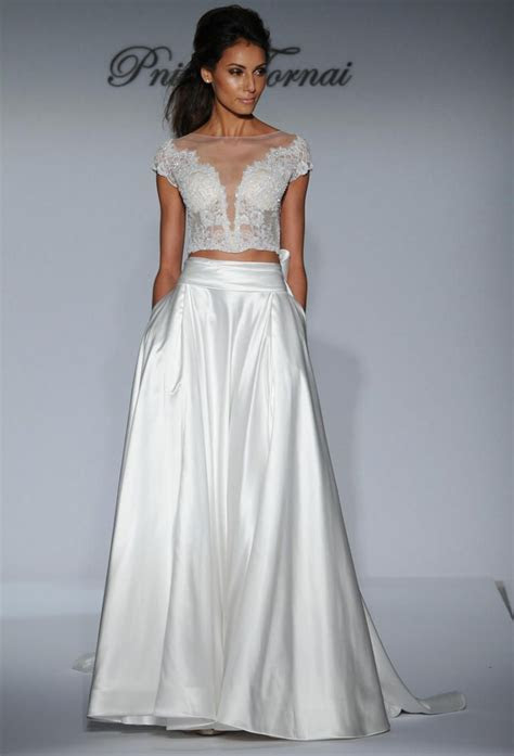 See Every Super Sexy Pnina Tornai Wedding Dress for Fall