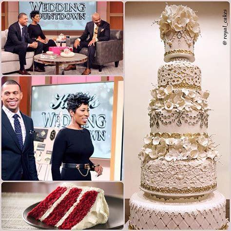 Harsanik   Royal Cakes Featured on Steve Harvey Show