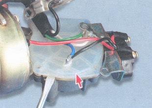 статья про замена шестерни редуктора стеклоочистителя ВАЗ 2106