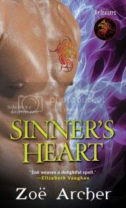 Sinners Heart Cover
