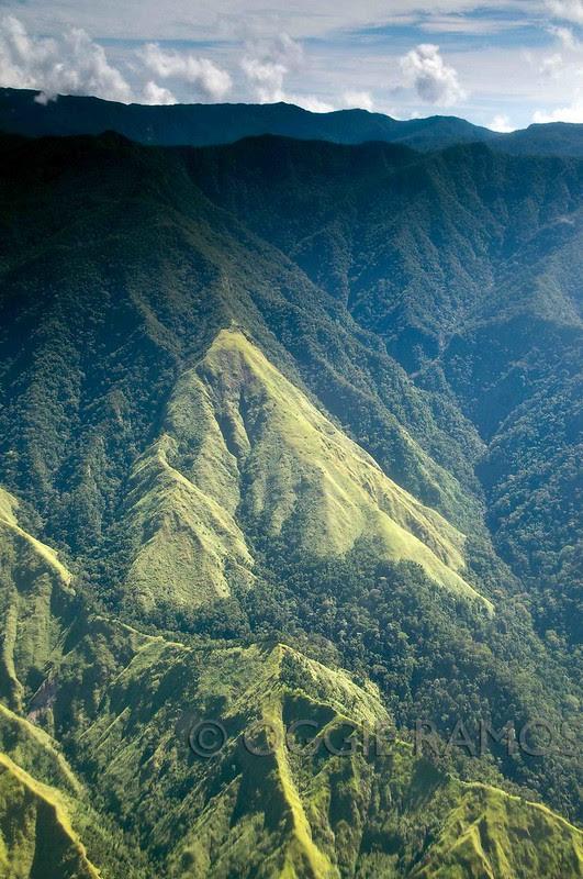 Baggao Aerial View
