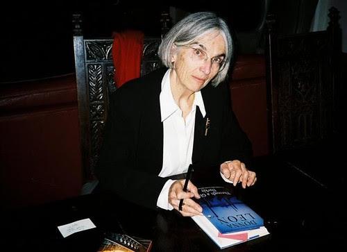 Donna Leon 2006 USA Book Tour