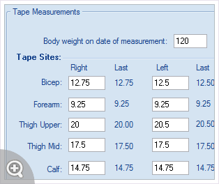 body fat percentage measurement london