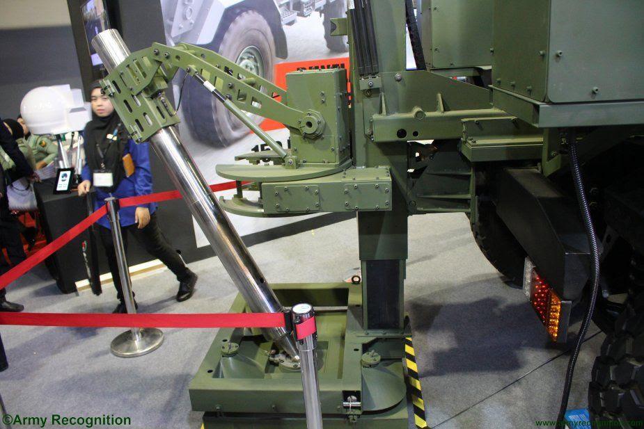 Resultado de imagen para Buraq system mortar