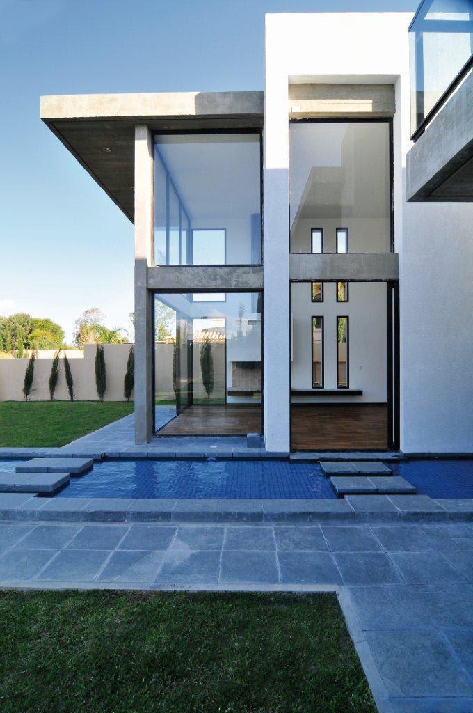 Water House - Tórtora – Fernandez Arquitectos