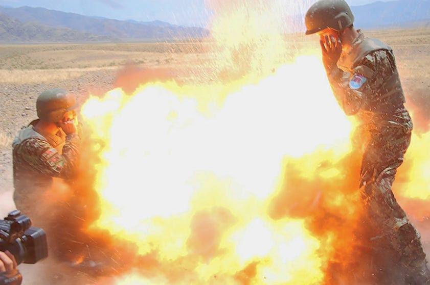clayton blast one