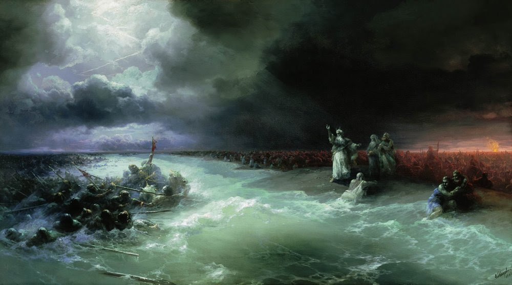 Aivazovsky Passage of the Jews through the Red Sea.jpg