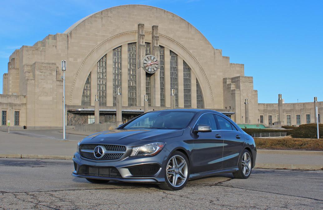 2014 Mercedes-Benz CLA250 | Berita Wow yang Sedang Trend