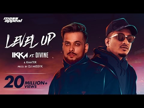 LEVEL UP LYRICS IKKA x DIVINE