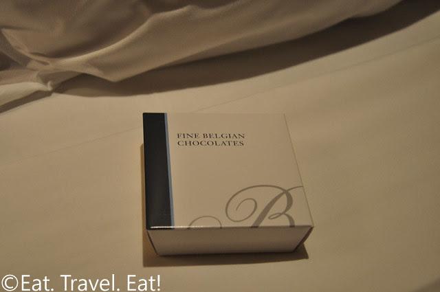 Bellagio Fine Belgian Chocolates