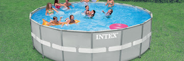 Intex Above Ground Pools Walmart