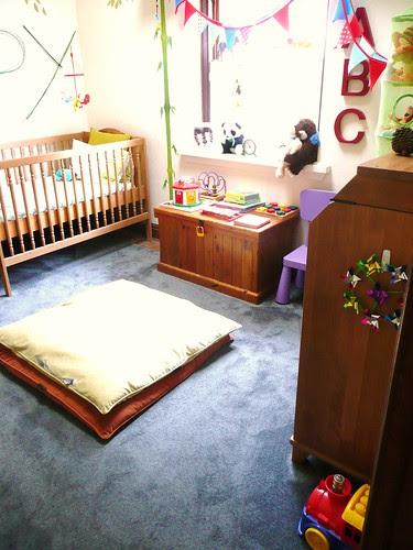 New Nursery por house-n-baby { Lea }.