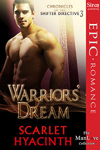 Warrior's Dream (Chronicles of the Shifter Directive, #3)