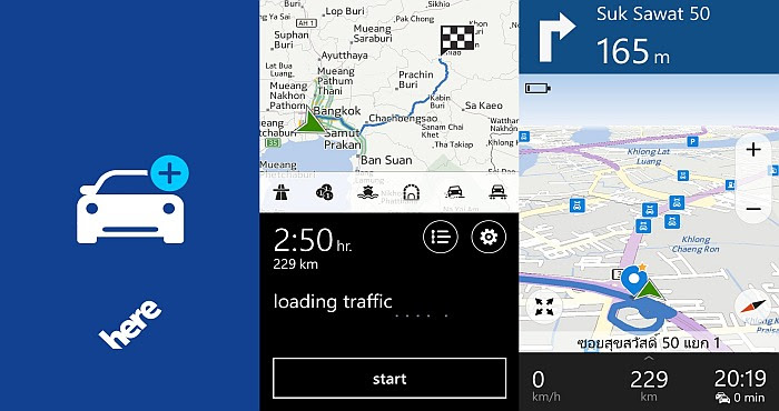 Here Maps App Review Downloadmaps Org