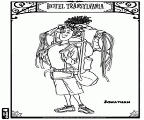 hotel transylvania boyama oyunlari