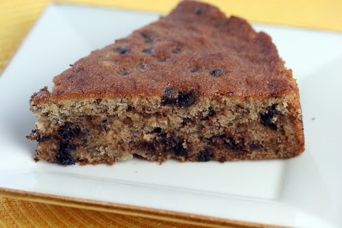 Lots of Ways Banana Cake - Tuesdays with Dorie