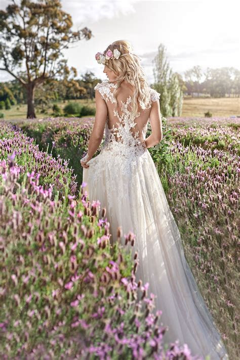 Bohemian wedding photoshoot in Daylesford