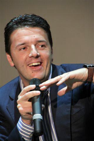 Italiano: Matteo Renzi è un politico italiano,...