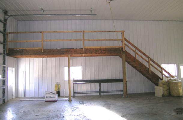 Shedlast Lester Pole Barn Plans