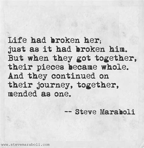 Start New Life Together Quotes