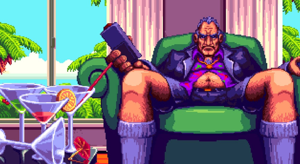 Finally, a good look at Shakedown: Hawaii screenshot