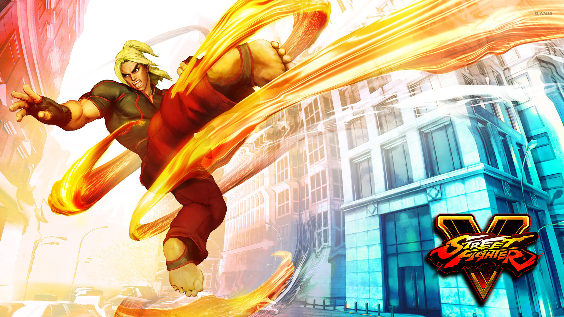 Street Fighter V Wallpaper 57 Images