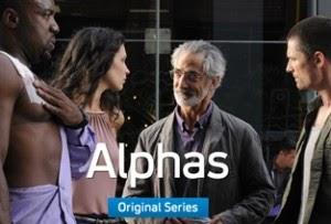 ALPHAS, LA NUEVA SERIE DE MUTANTES DE SyFy