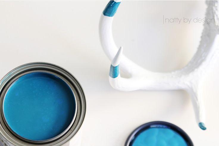 Natty by Design: paint color: jade garden