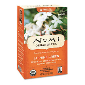 Numi Organic Tea Organic Teas and Teasans