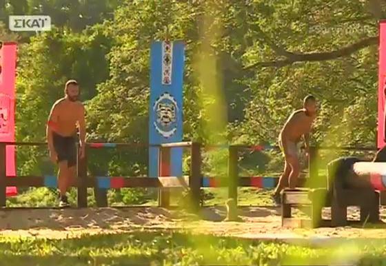 Οι «μονομαχίες» που καθήλωσαν στο χθεσινό επεισόδιο του Survivor (vids)