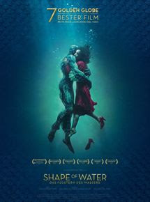 Bildergebnis für the shape of water
