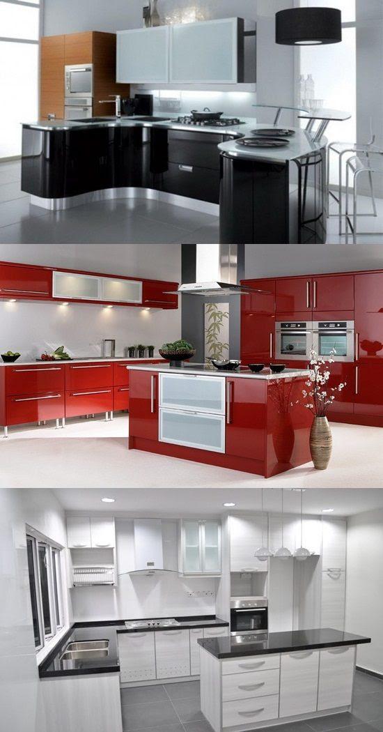 Choosing the best kitchen cabinets - Interior design