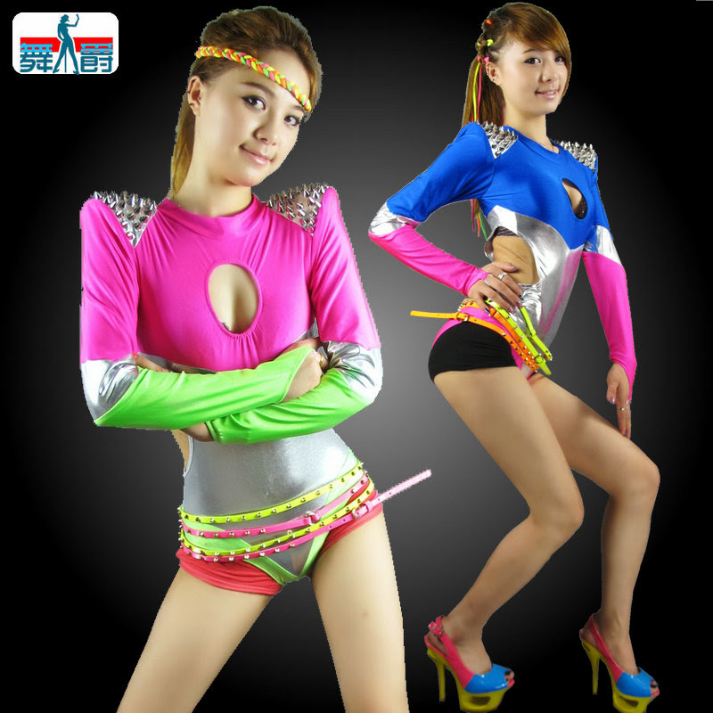 new fashion hip hop dance costumes performance wear