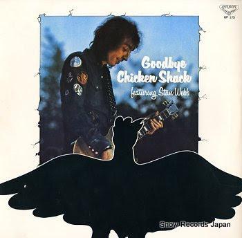 CHICKEN SHACK goodbye