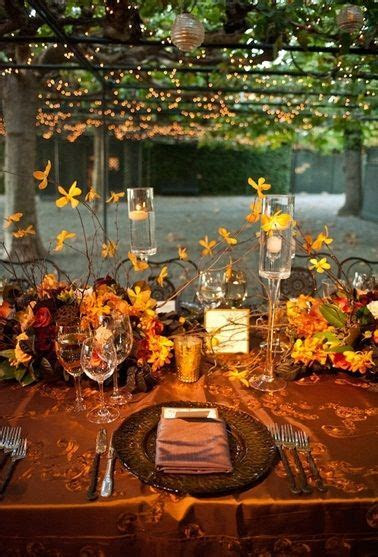 17 Best images about Autumn Wedding   Decor on Pinterest