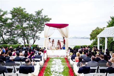Waterfront Indian Wedding Ceremony DC Indian Wedding