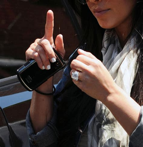 Kim Kardashian Engagement Ring: What Do You Think?   The