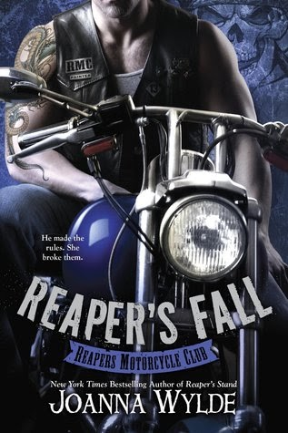 Reaper's Fall ( Reapers MC #5) by Joanna Wylde