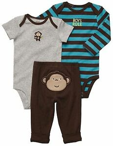 New child Baby Boy Outfits