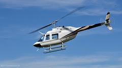 Bell 206 G-NORK