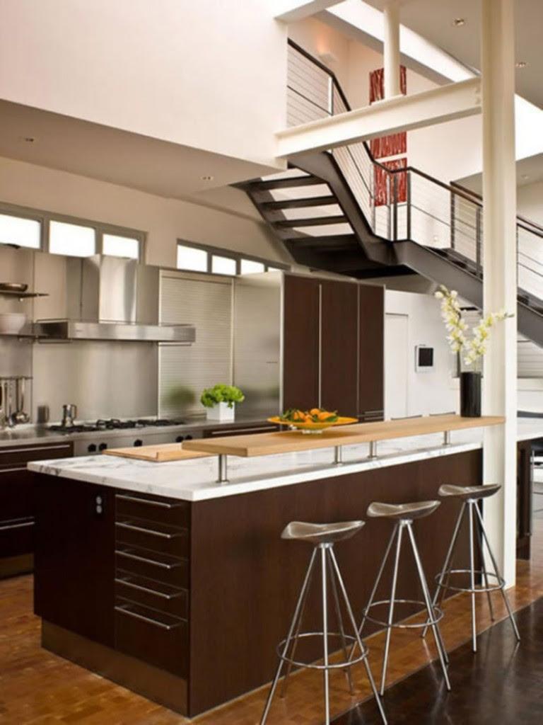 40 Beautiful Black and White Kitchen Designs   GosiaDesign.com